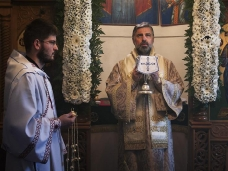 1 Света Архијерејска Литургија у Мостару