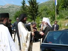 57 Манастир Тврдош 12. маја 2012.