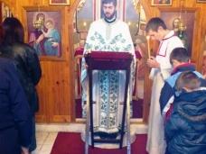 1 Света Литургија у Наданићима