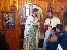 2 Света Литургија у Наданићима