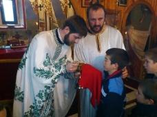 3 Света Литургија у Наданићима