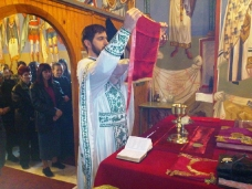 8 Света Литургија у Наданићима