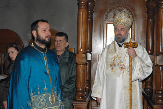 1 Света Литургија у Невесињу