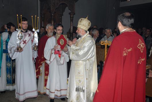 3 Света Литургија у Невесињу