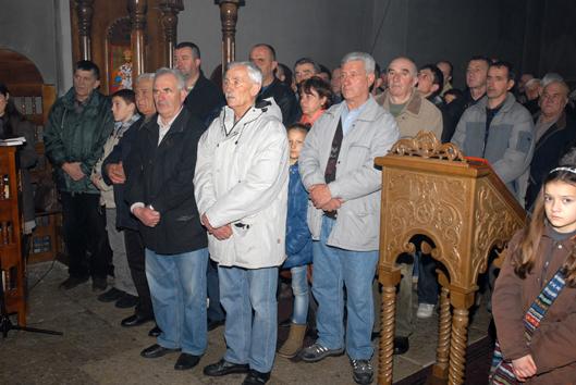 5 Света Литургија у Невесињу