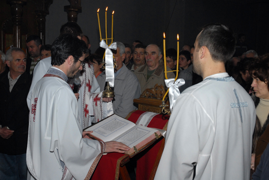 11 Света Литургија у Невесињу