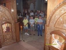 1 Света Литургија и молебан у Невесињу