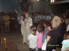 2 Света Литургија и молебан у Невесињу