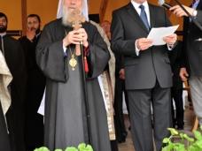 23 Посјета Патријарха Иринеја Невесињу
