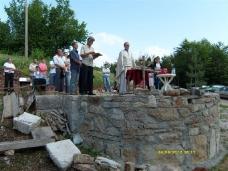 1 Служен помен и Литургија у селу Заборани код Невесиња