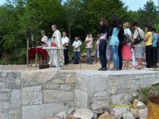 2 Служен помен и Литургија у селу Заборани код Невесиња