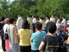 3 Служен помен и Литургија у селу Заборани код Невесиња