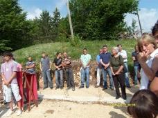 4 Служен помен и Литургија у селу Заборани код Невесиња