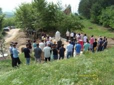 5 Служен помен и Литургија у селу Заборани код Невесиња