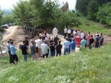 6 Служен помен и Литургија у селу Заборани код Невесиња