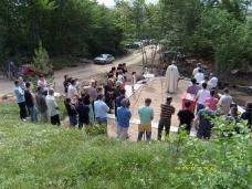 7 Служен помен и Литургија у селу Заборани код Невесиња