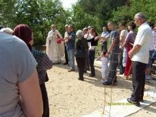 9 Служен помен и Литургија у селу Заборани код Невесиња