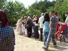 10 Служен помен и Литургија у селу Заборани код Невесиња