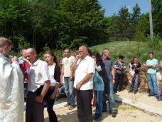 11 Служен помен и Литургија у селу Заборани код Невесиња