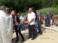 12 Служен помен и Литургија у селу Заборани код Невесиња