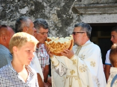 21 Празник Успења Пресвете Богородице у Опузену