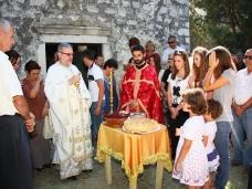 23 Празник Успења Пресвете Богородице у Опузену