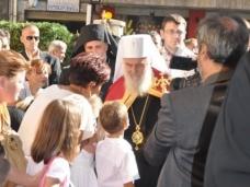 4 Посјета Патријарха Иринеја Сарајеву