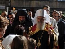 5 Посјета Патријарха Иринеја Сарајеву
