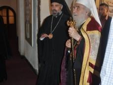 8 Посјета Патријарха Иринеја Сарајеву
