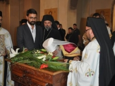 9 Посјета Патријарха Иринеја Сарајеву