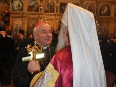 10 Посјета Патријарха Иринеја Сарајеву