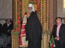 11 Посјета Патријарха Иринеја Сарајеву