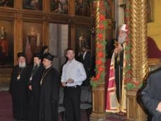 13 Посјета Патријарха Иринеја Сарајеву