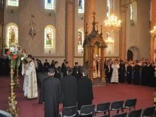 17 Посјета Патријарха Иринеја Сарајеву