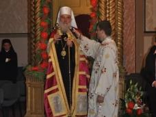 23 Посјета Патријарха Иринеја Сарајеву