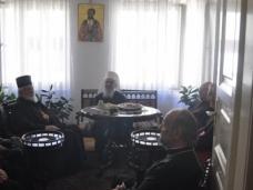 31 Посјета Патријарха Иринеја Сарајеву