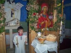 7 Сабор Пресвете Богородице, Слава у Петропавловом манастиру