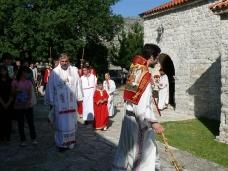 26 Слава ПетроПавловог манастира