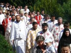 54 Слава ПетроПавловог манастира