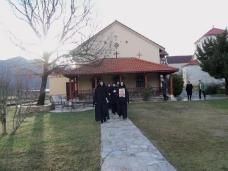 1 Прослављен празник Светог Трифуна у Петропавловом Манастиру