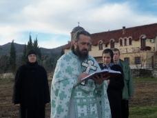 3 Прослављен празник Светог Трифуна у Петропавловом Манастиру