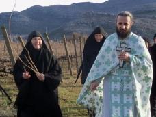 8 Прослављен празник Светог Трифуна у Петропавловом Манастиру
