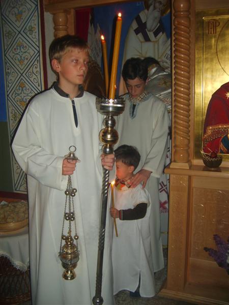 12 Васкрс  у Петропавловом Манастиру