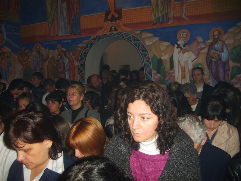 14 Васкрс  у Петропавловом Манастиру