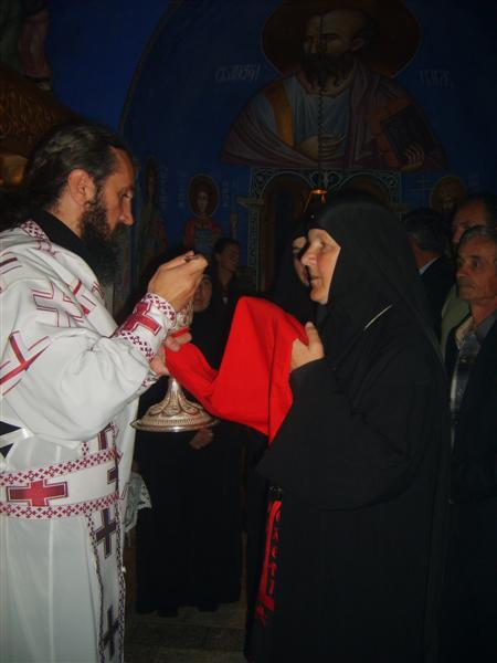 15 Васкрс  у Петропавловом Манастиру