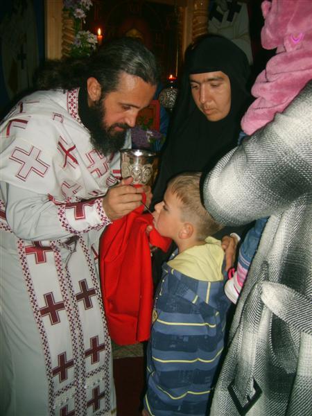 16 Васкрс  у Петропавловом Манастиру