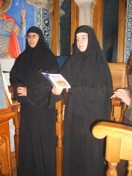 17 Васкрс  у Петропавловом Манастиру