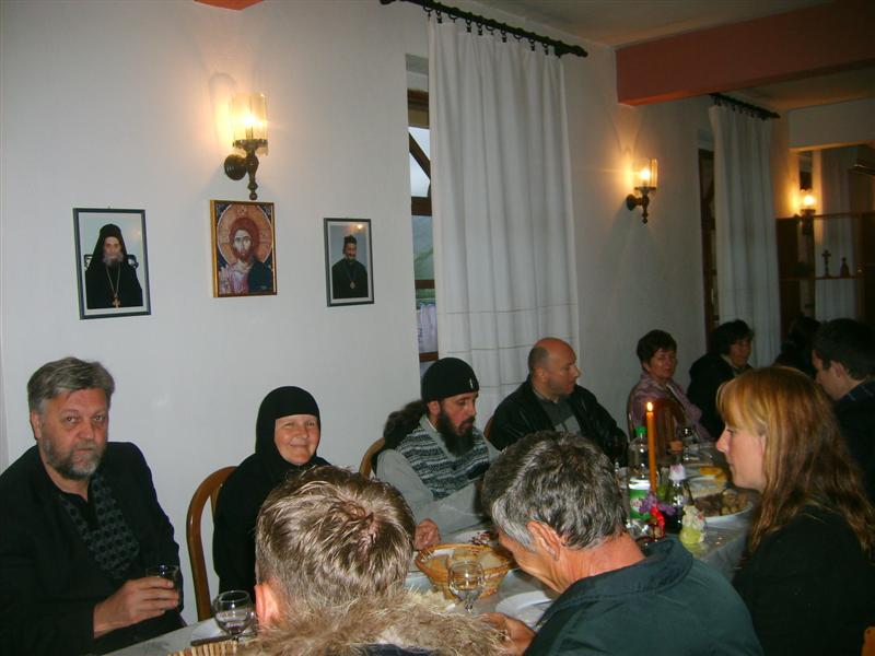 22 Васкрс  у Петропавловом Манастиру