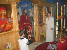 2 Васкрс  у Петропавловом Манастиру