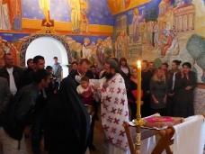 1 Св. Литургија у Петропавловом манастиру